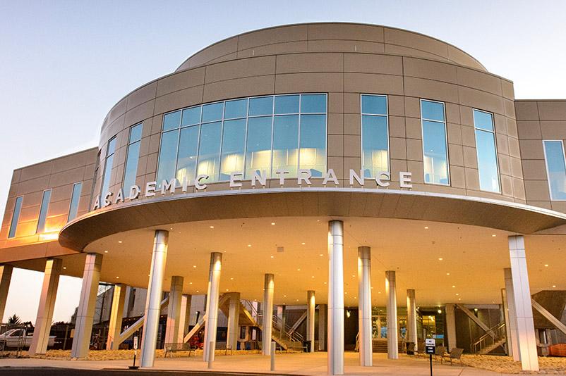 UConn Health Academic Entrance, Farmington CT