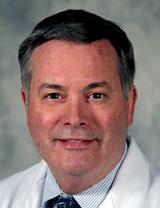 Photo portrait of Peter Robinson, D.D.S., Ph.D.